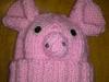 Pig toque